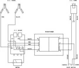 schumacher 5212a battery charger schematic schumacher get free image about wiring diagram