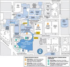 Baylor Dallas Map by Pics For Gt Baylor University Campus Map