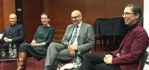 Mba Uni Hamburg by Panel Discussion Students From Hamburg In China News