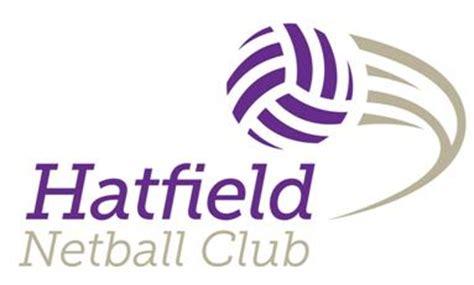 design a netball logo hatfield netball club netball club in hertfordshire for