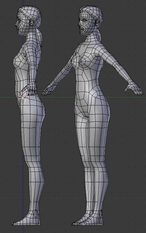 body templates for blender 1000 images about wireframe on pinterest 3d modeling