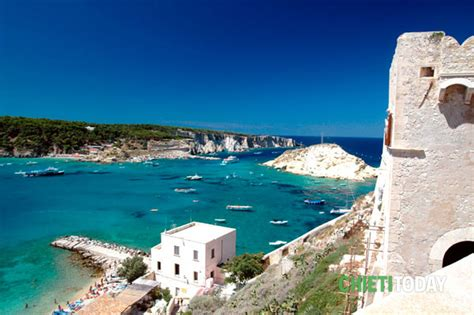 domenica ti porto al mare isole tremiti dal 3 luglio torna il collegamento
