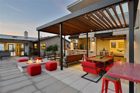 Patio Modern Design by 30 Patio Designs Decorating Ideas Design Trends