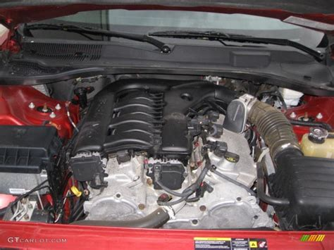 2005 Dodge Magnum Engine by 2005 Dodge Magnum Sxt 3 5 Liter Sohc 24 Valve V6 Engine