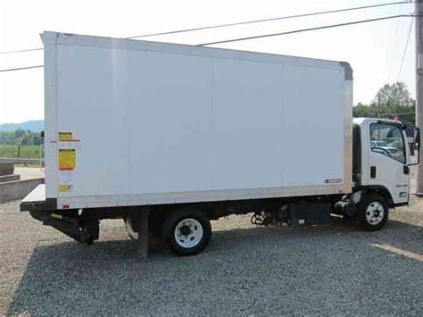 isuzu npr diesel 2013 box trucks