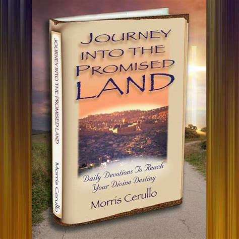 The Miracle Book By Morris Cerullo Journey Into The Promised Land Morris Cerullo World Evangelism United Kingdom