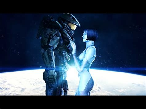 Bestmaster Best Master Chief And Cortana Moments Love Story Youtube