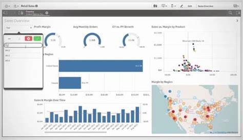 qlik sense tutorial building an app qlik takes on tableau in data visualization informationweek