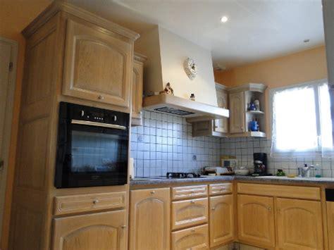 facade cuisine chene mobilier de cuisine en bois massif pos 233 224 dax dans les
