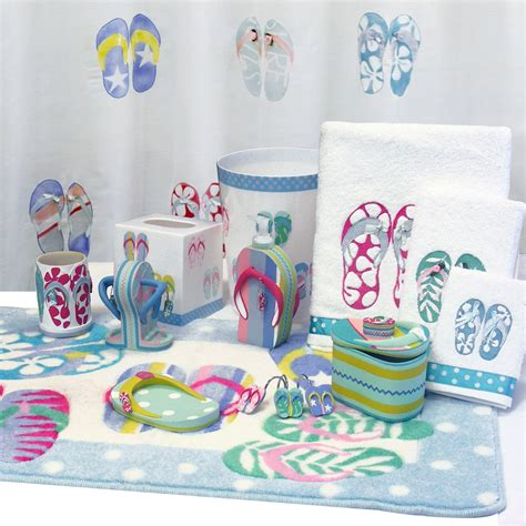 flip flop bathroom accessories flip flop toothbrush holder home bed bath bath