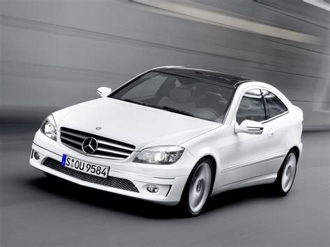 Mercedes Worldwide by Mercedes Clc 220 Cdi Worldwide Cl203 2008 10