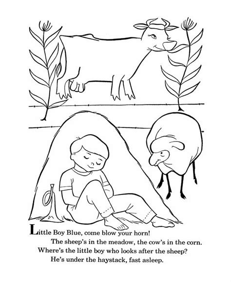 mother goose coloring pages free printable mother goose nursery rhymes coloring pages coloring home