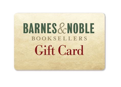 Barnes And Nobles Gift Card - barnes and noble gift card image images