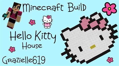 hello kitty house youtube minecraft hello kitty house youtube
