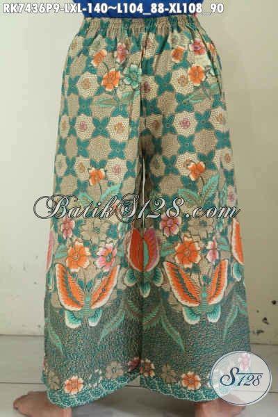 Layer Celana batik celana kulot model layer untuk wanita dewasa produk