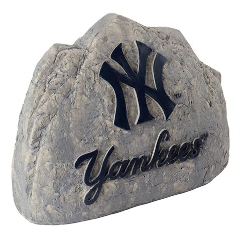 new york stone mlb standing garden stone new york yankees