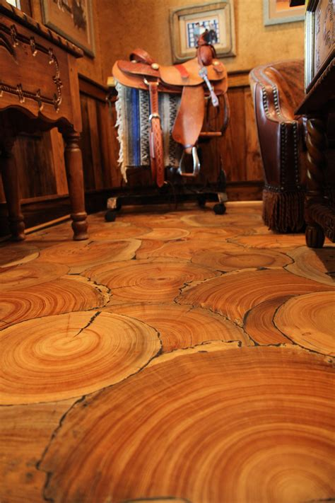 log floor wood floor of the year 2014 taking center stage wood