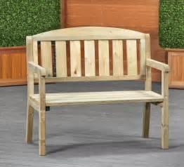 small garden bench dennenbos