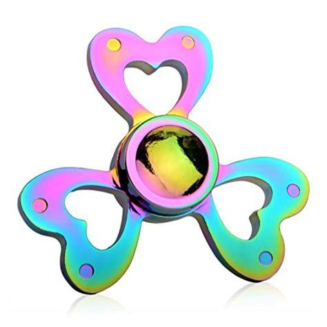 Fidget Spinner Wind Rainbow High Speed spinner fxexblin fidget spinner fidget stress