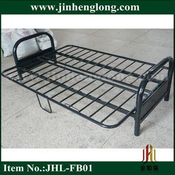 metal folding futon sofa bed buy folding futon sofa bed