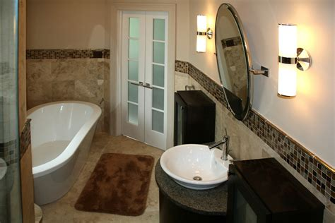 Travertine Tile Bathroom Ideas Travertine Marble Bathroom Designs