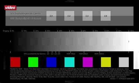test 4k hdr testvideo zum kostenlosen 4k filme