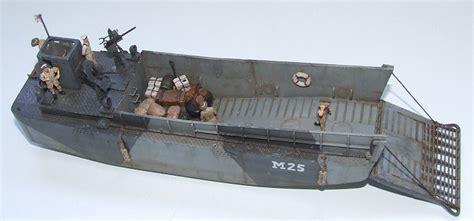 british higgins boat landing craft ww2 plans crafting