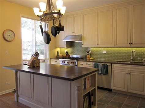 chicago townhouse kitchen remodel transitional kitchen