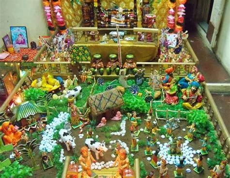decoration ideas  krishna janmashtami janmashtami