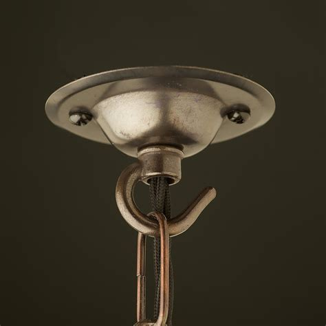 Ceiling Light With Chain Bronze Chain Hook Ceiling 75mm