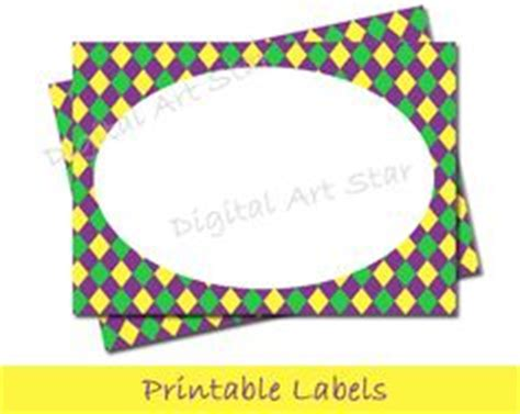 mardi gras table place card free template 1000 images about mardi gras on mardi