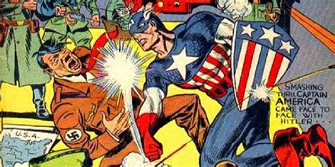 Best Marvel Movies by The History Behind Captain America Punching