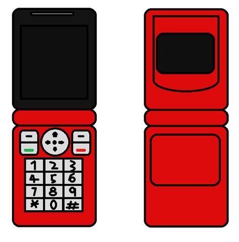 Papercraft Phone - cellphone flip nintendofan12 s papercraft things