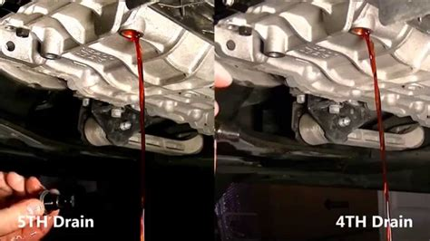hyundai transmission fluid change hyundai sonata 2011 automatic transmission fluid atf fifth