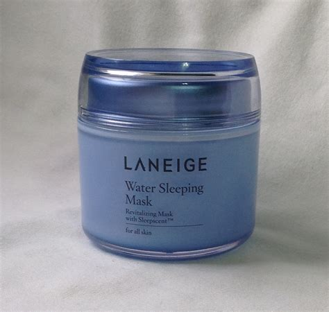 Laneige Water Sleeping Mask Fullsize Original laneige water sleeping mask bethany irwin
