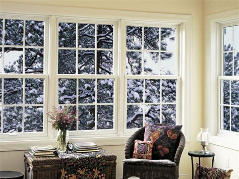 Pella Vs Andersen Patio Doors by A Snowy Visual Through Our Hung Window Our