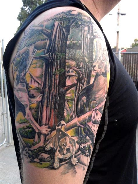 outdoor tattoos outdoor wildlife creativefan