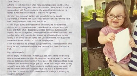 carta para el bebe danygy fotolog la carta que una madre env 237 a al m 233 dico que le recomend 243