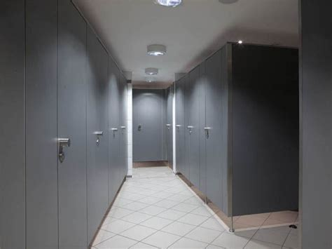 pareti divisorie per bagni parete divisoria per bagni in hpl ef3 erwil