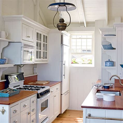 Small Cottage Kitchen Design Ideas How To Remodel Small Galley Kitchen Modern Kitchens