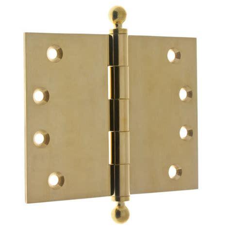 wide swing door hinges wide throw loose pin ball tip hinges pair van dyke s