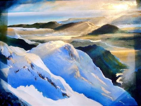 Landscape Paintings New Zealand 17 Best Images About Artists We At Grammar On