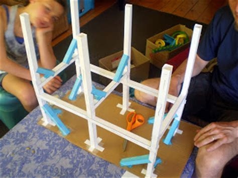 How To Make A Paper Roller Coaster Loop - the hemulen s dress building a roller coaster