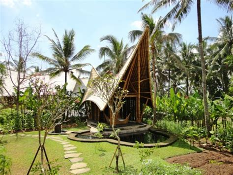 eco design indonesia eco friendly green village by ibuku studio indonesia