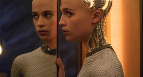 film robot ava ex machina film reviews news interviews the arts desk