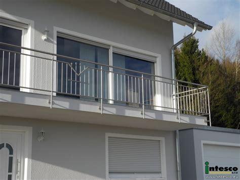 Balkon Sichtschutz Glas 344 by Balkongel 228 Nder Balkongel 228 Nder Edelstahl 0236 Intesco S R O