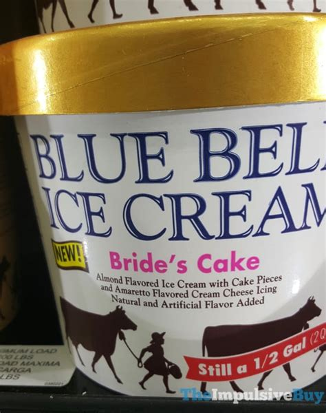 Wedding Cake Blue Bell spotted on shelves blue bell s cake the