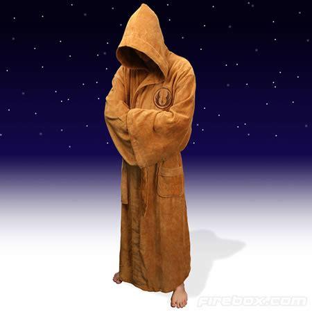 mens jedi robe wars jedi cotton towelling bathrobe dressing gown