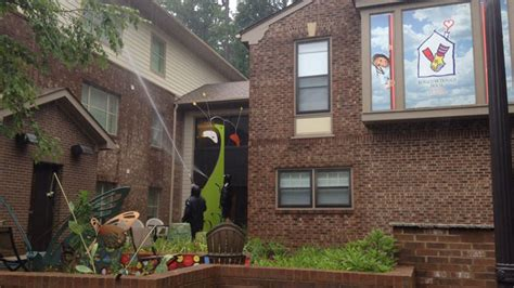 Ronald Mcdonald House Raleigh by Social Responsibility Blue Wave Pressure Washing