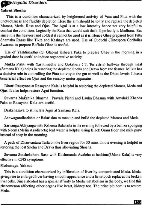 Sandhi Kamala ayurved and hepatic disorders